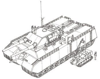 ratte p1000