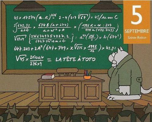 Calcul dévaluation