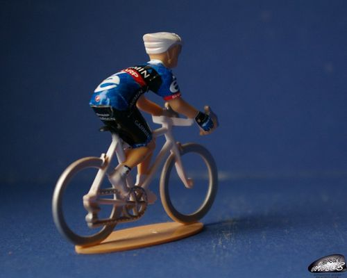 Cycliste miniature Garmin-Sharp
