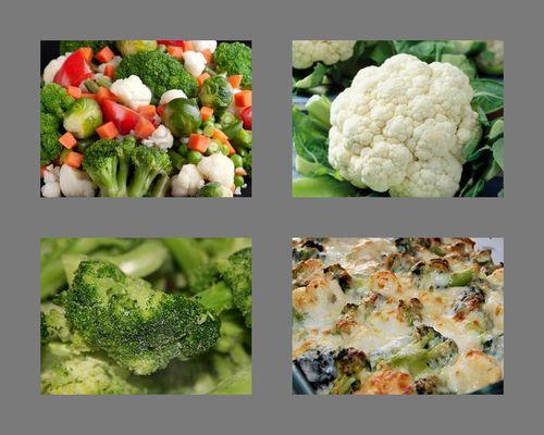 Choux-fleurs & brocolis