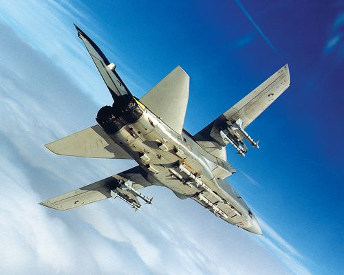 Tornado F3, RAF Aircraft
