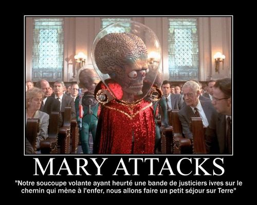 mary r mars attacks
