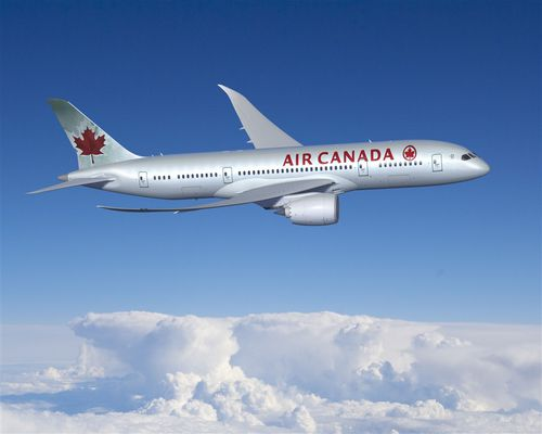 B787 Air Canada