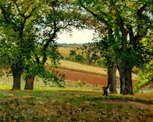 Camille Pissarro paysages (2)