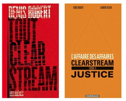 Denis Robert - Tout Clearstream