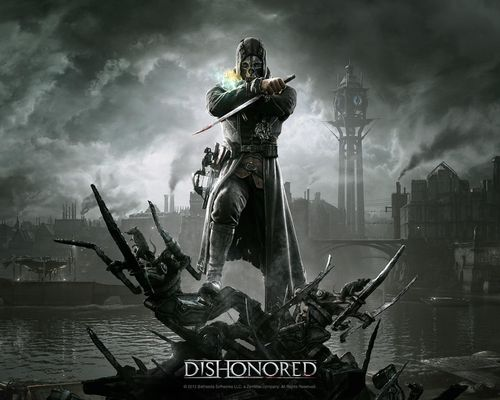 Connard dishonored