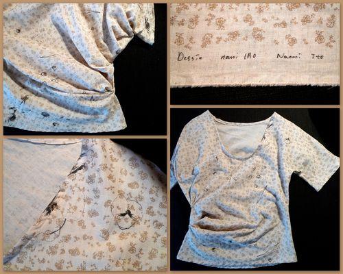 Drape Drape blouse 4