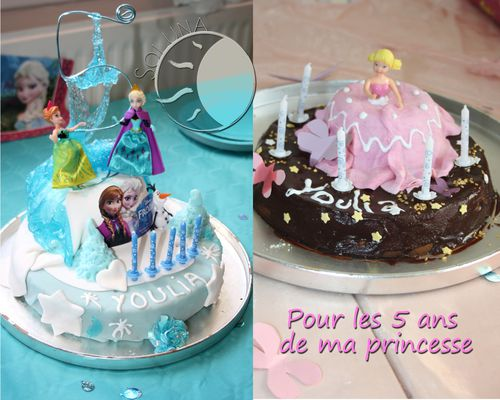 5 ans de ma reine des neiges voici les copines de ma princesse pour son anniversaire l. Black Bedroom Furniture Sets. Home Design Ideas