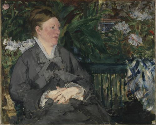 Manet 1879 Musée National d'Art, architecture & Design, Os