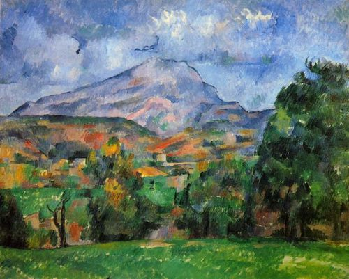 mount-st-victoire-by-cezanne