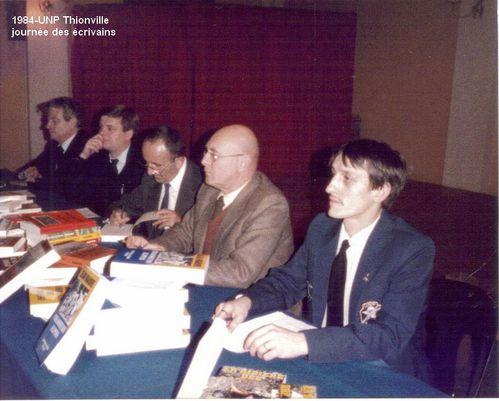 1984-journée des écrivains à Thionville (10)