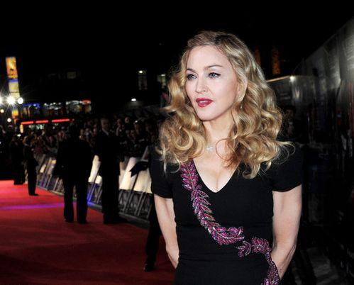 Madonna - WE UK Premiere - London BFI Film Festival - 23 10