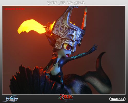 Wolf-Link-And-Midna-Exclusive-Edition-Zelda-First-4-Figures