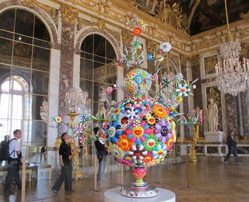 Murakami Versailles Flower Matango 0012