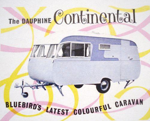Pub caravane Continental