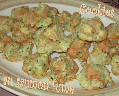 Cookies au saumon fumé3