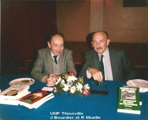 UNP Thionville années mélangées 20