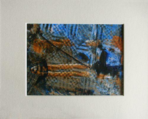 N°14- Le pêcheur - ©2011Marie Bazin - Reproduction interdite