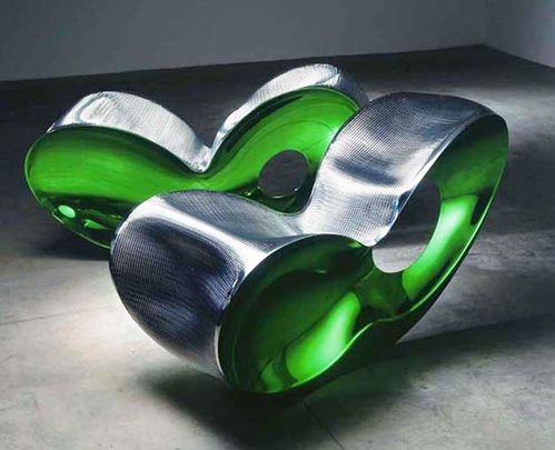 ron arad Rockin Chair Void