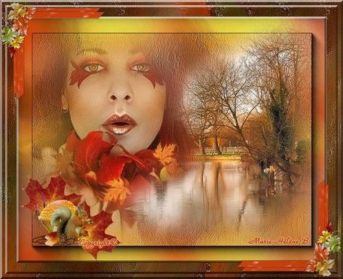 femmeautomne