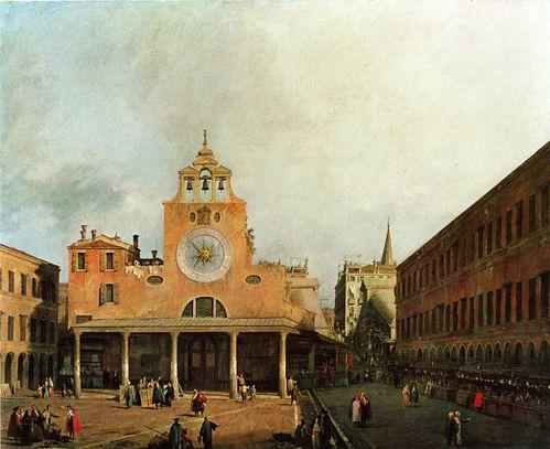 04-Canaletto-Campo san Giacometto-1729