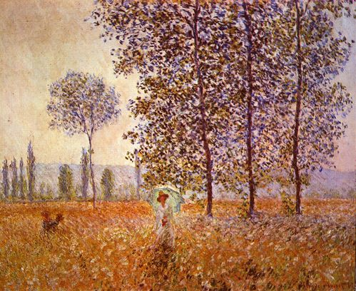 Monet peupliers