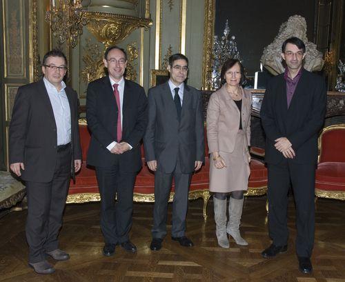 Colloque 27janvier2011 GalerieDorée TR 1