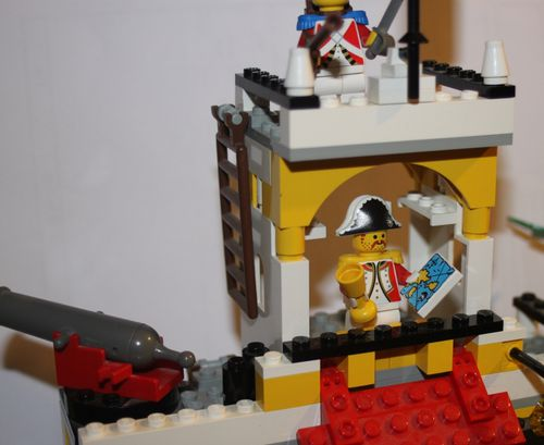 LEGO 6263 Pirates Imperial Outpost 13