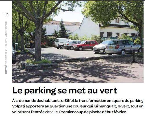 Aulnay sous bois le magazine municipal oxyg ne fait il de for Garage tour eiffel rue marcel sembat aulnay sous bois
