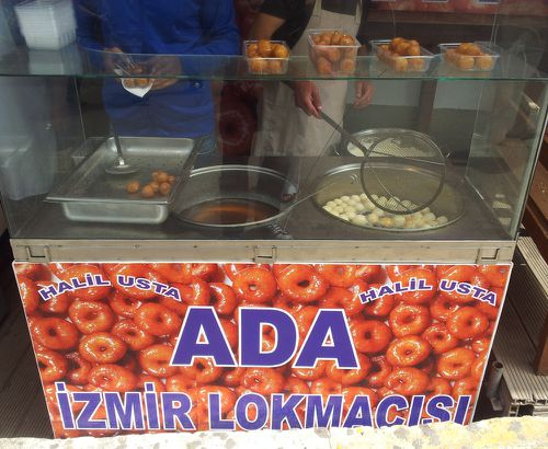 istanbul lokma stand