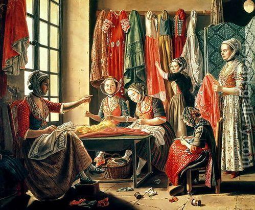 Atelier de couture Arles-Antoine Raspal