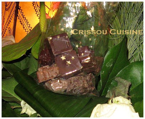 chocolats maisons 2° version