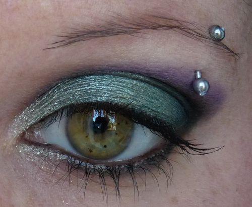 Doré Vert Violet Noir 05