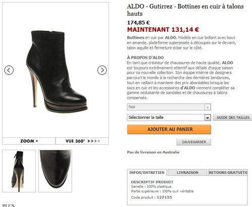 chaussures asos 3