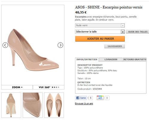chaussures asos 4