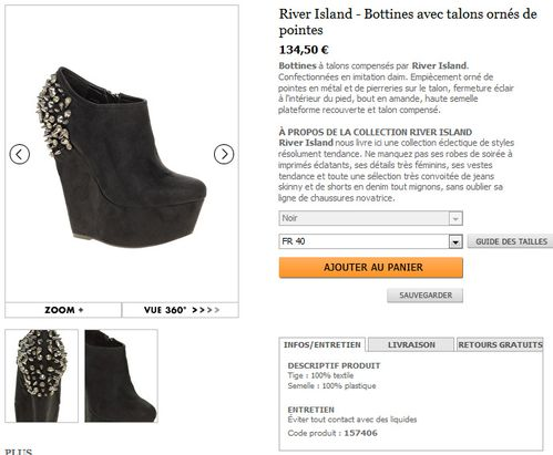 chaussures asos 9