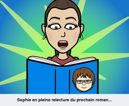 Sophie relectrice