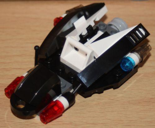 LEGO 30282 The Lego Movie Super Secret Police Enforcer 07