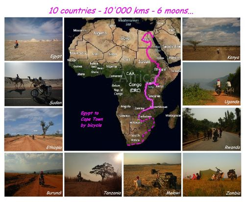 collage Velobrousse 10'000kms!