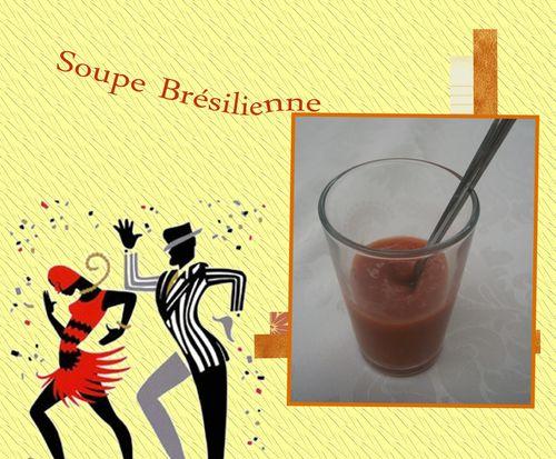 soupe brésilienne