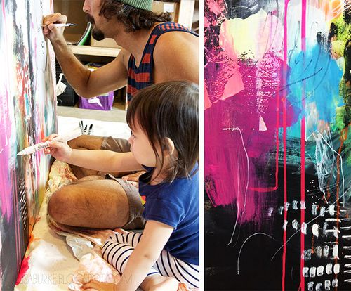 Lucy-painting-with-her-dad.jpg