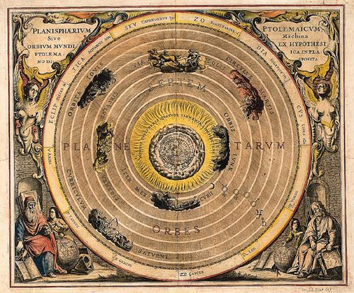 Gocentrisme, conception cosmologique de Ptolme
