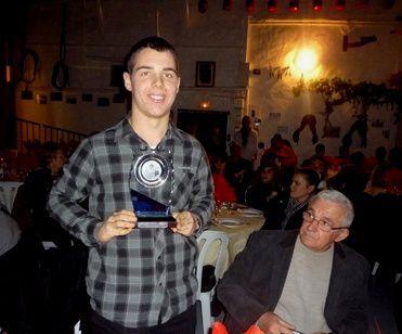 trophée CDSA 2012