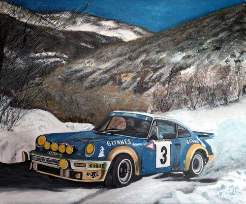 PORSCHE 911 CARRERA 3 L-MC 1978-Jean-Pierre Nicolas Vincent
