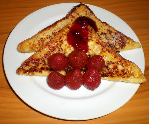 french toast - pain perdu 3