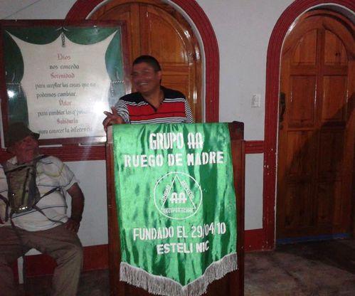NICARAGUA 102b esteli grupo ruego de madre
