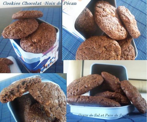 CookiesChocolatPecan