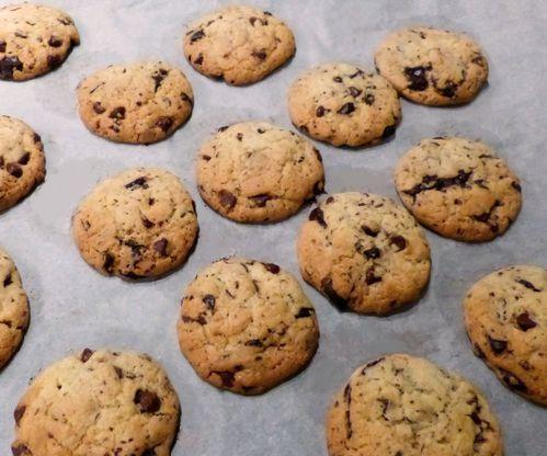 Les cookies au sortir du four