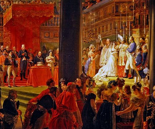 the marriage of marie caroline