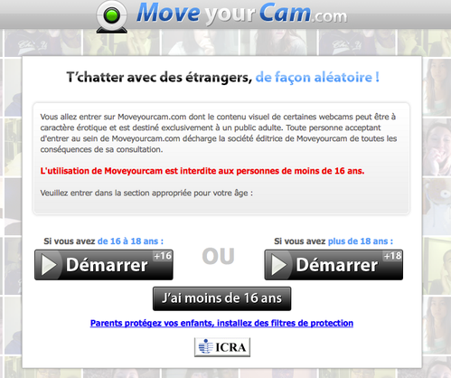 move your cam